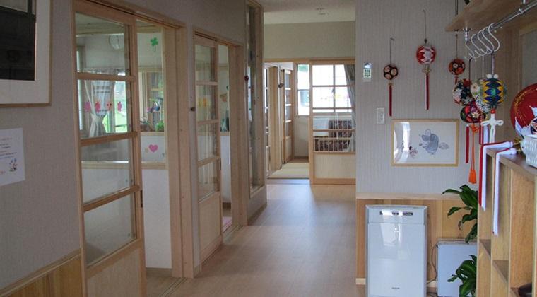 病児保育室 花てまり